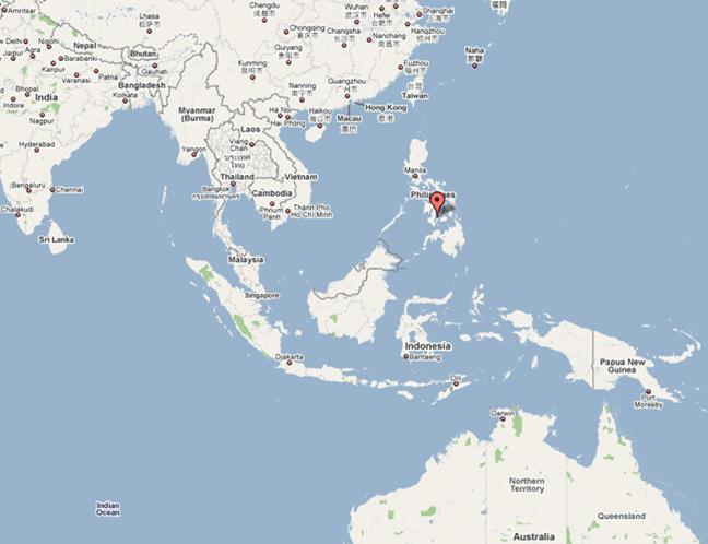 Countries That Can Enter The Philippines VISAfree - Where is philippines