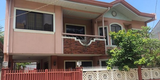 Rush House for Sale at Bulacao, Talisay