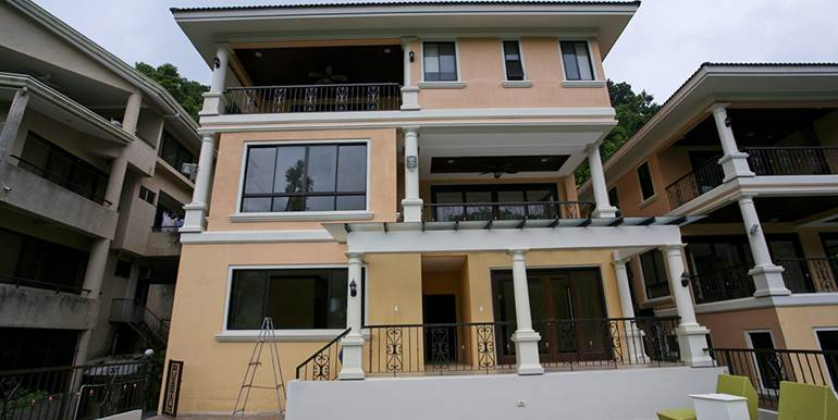 Maria Luisa Estate Park Brand New 3 Storey House for Sale