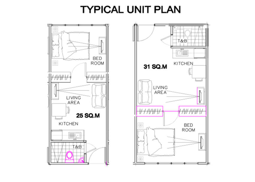 the corinthian residences condominium cebu city floor plan