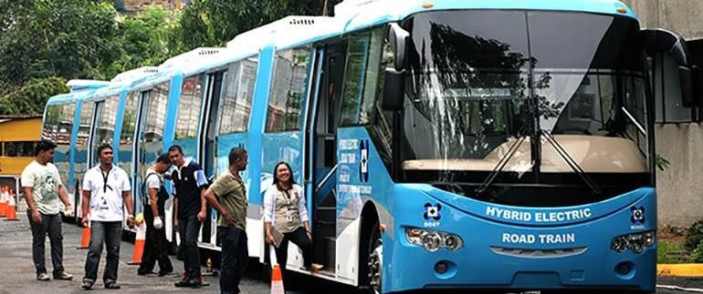 Hybrid Electric Train Coming Soon To Cebu City