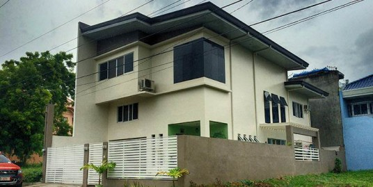 Newtown Estate – Modern Design House and Lot