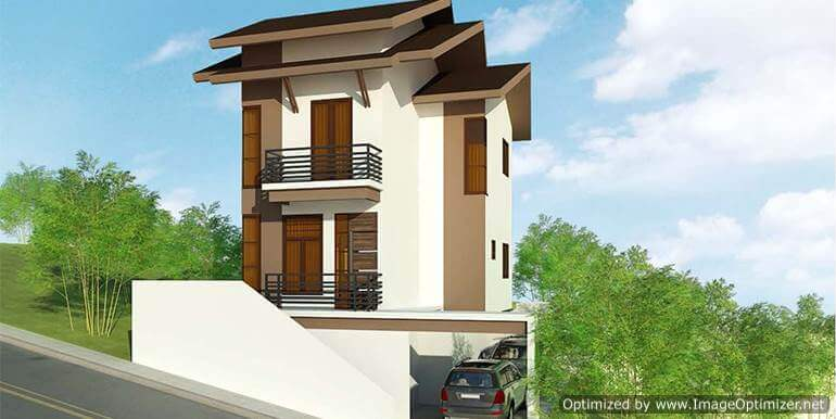 Serenis – Single Detached Uphill Model