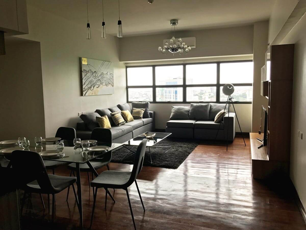 Avalon Condo 3 Bedroom Unit For Rent Fully Furnished Across Ayala Center Cebu